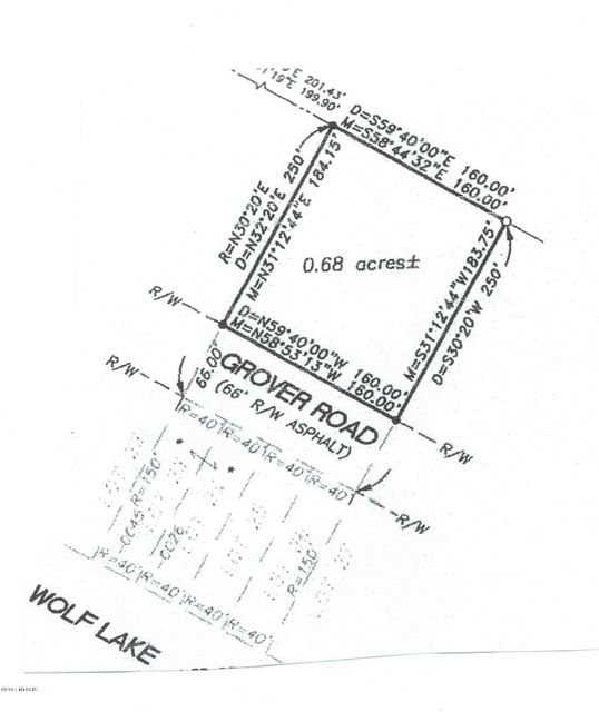 Land for Sale at VL Grover Muskegon, Michigan 49442 United States
