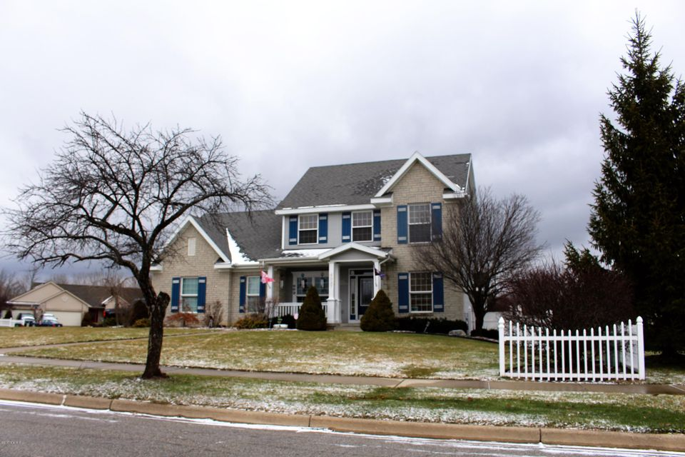 Single Family Home for Sale at 4037 Carrington Walker, Michigan 49534 United States