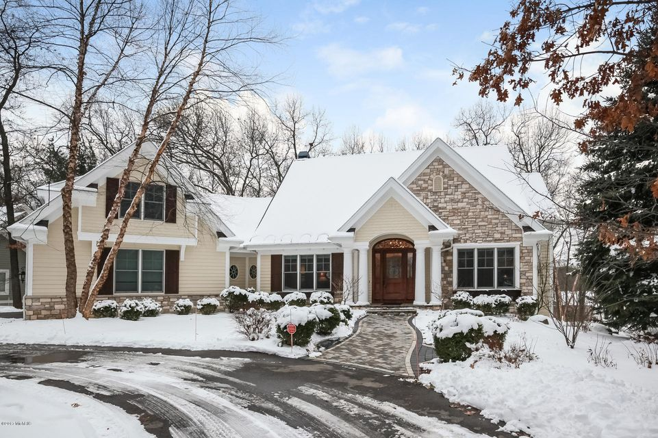 Single Family Home for Sale at 4070 5 Mile Grand Rapids, Michigan 49525 United States