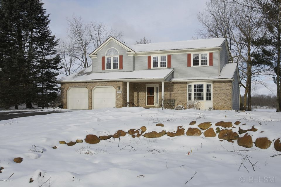 Single Family Home for Sale at 9181 Cotters Ridge Richland, Michigan 49083 United States