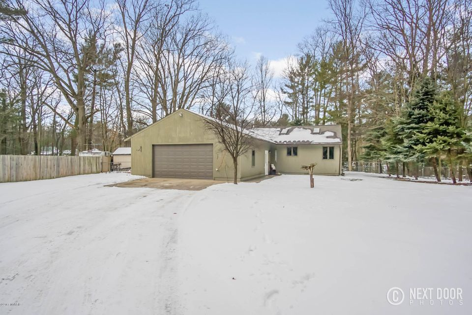 Single Family Home for Sale at 265 Peterson Muskegon, Michigan 49445 United States