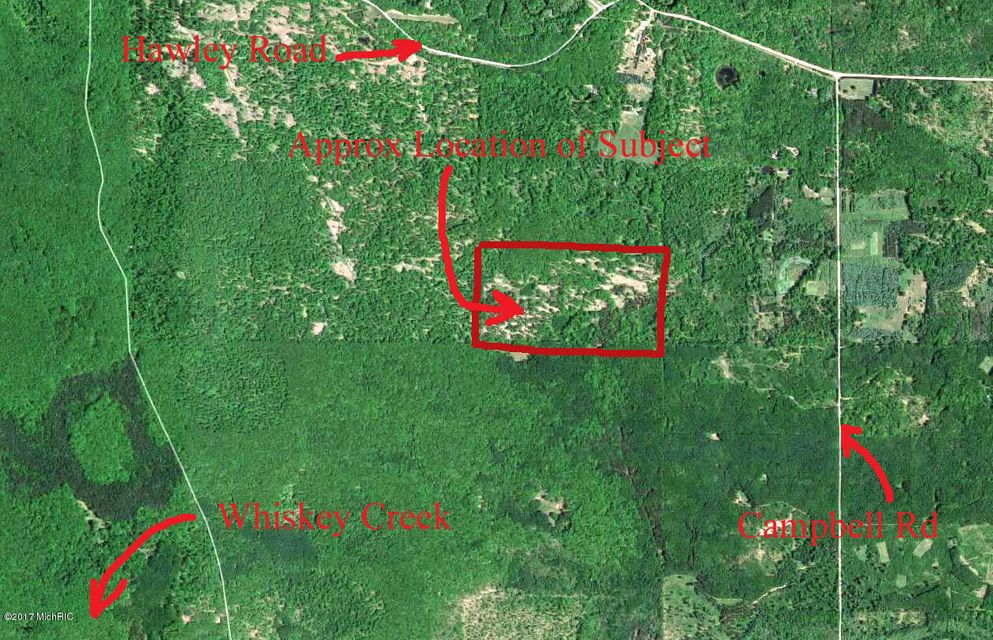 Land for Sale at V/L NO ROAD Custer, Michigan 49405 United States