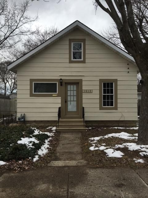 Single Family Home for Sale at 1413 Kingsley Muskegon, Michigan 49442 United States