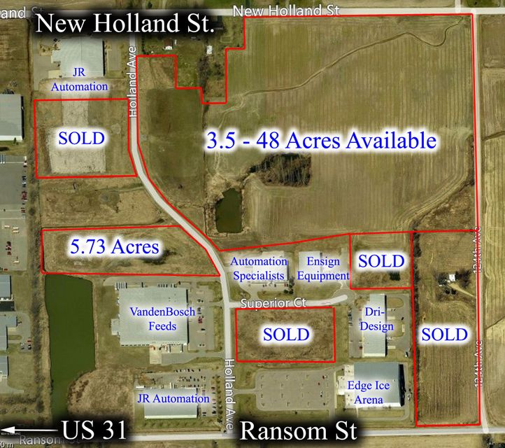 Farm / Ranch / Plantation for Sale at New Holland Holland, Michigan 49424 United States