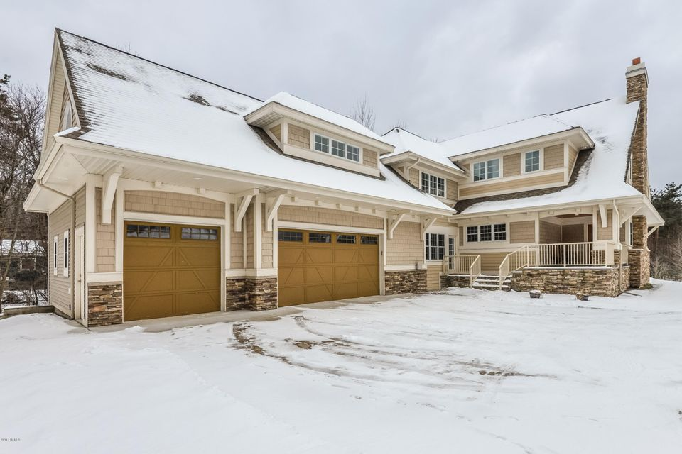 Single Family Home for Sale at 18900 WHISPERING PINES Spring Lake, Michigan 49456 United States