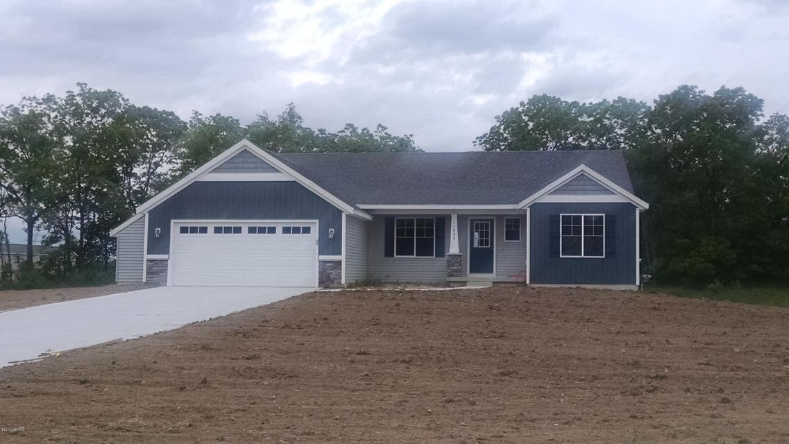 Single Family Home for Sale at Lot 5 Crowning Acres Court Rockford, Michigan 49341 United States
