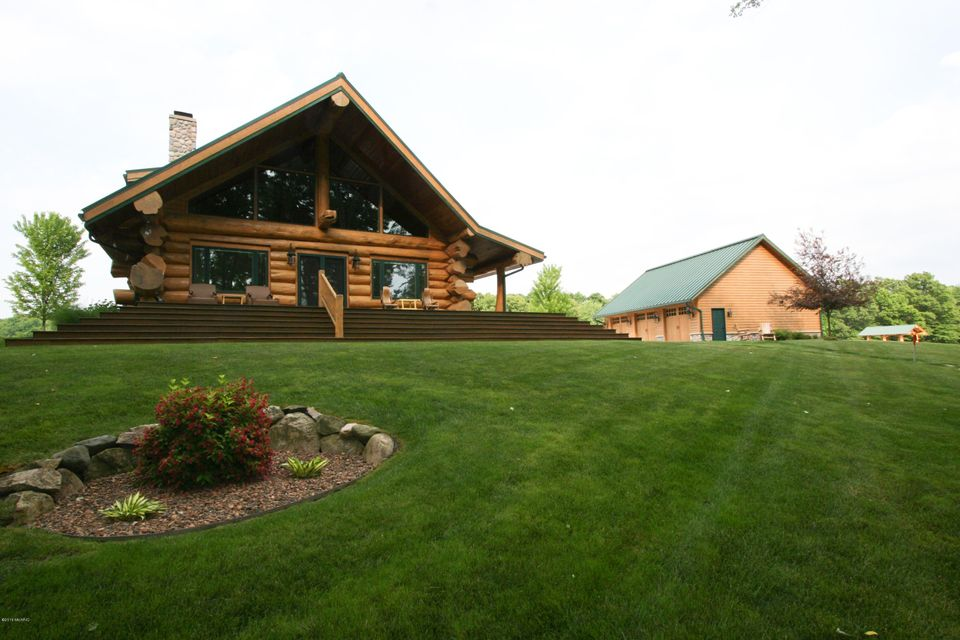 Farm / Ranch / Plantation for Sale at 10459 M 60 Three Rivers, Michigan 49093 United States