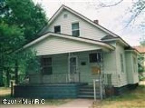Single Family Home for Sale at 557 ORCHARD Muskegon, Michigan 49442 United States
