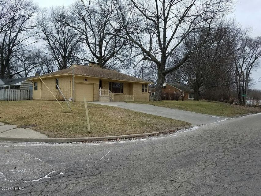 Single Family Home for Sale at 102 Norton Muskegon Heights, Michigan 49444 United States