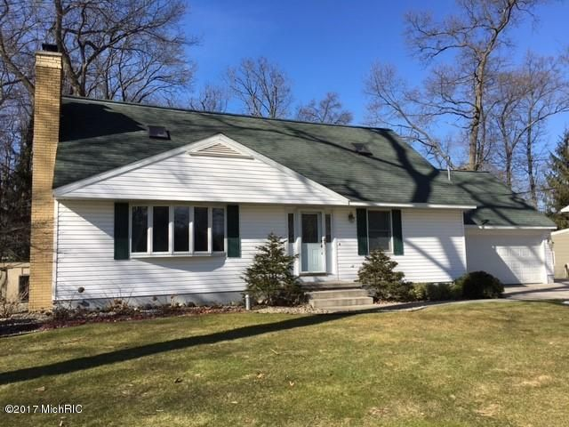 Single Family Home for Sale at 1111 Cheboygan Muskegon, Michigan 49445 United States
