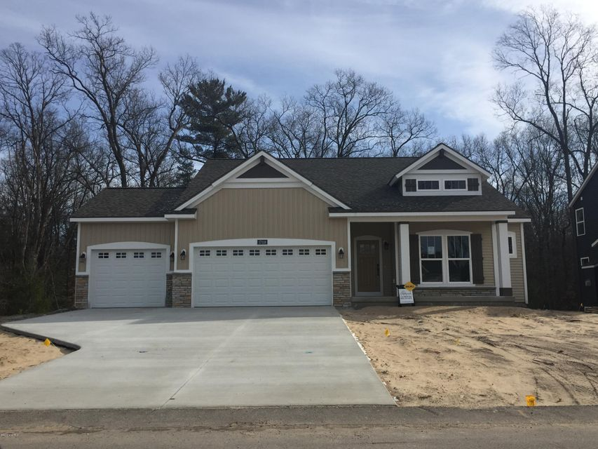 Single Family Home for Sale at 17118 Birchview Nunica, Michigan 49448 United States