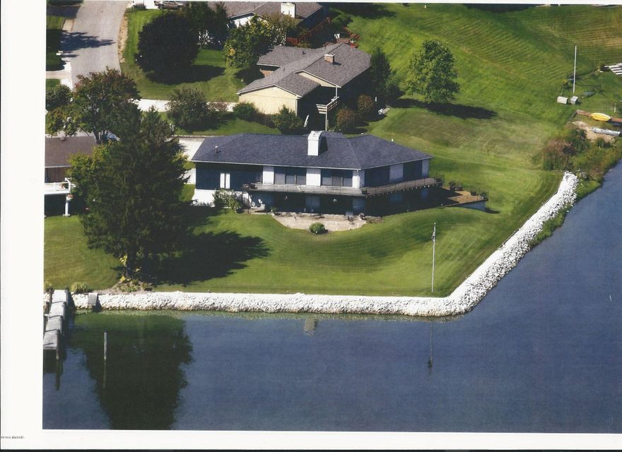 Single Family Home for Sale at 16073 Lakepoint Spring Lake, Michigan 49456 United States
