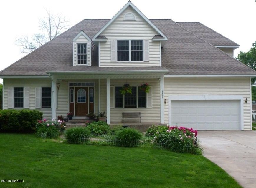 Single Family Home for Sale at 578 Bear Lake North Muskegon, Michigan 49445 United States