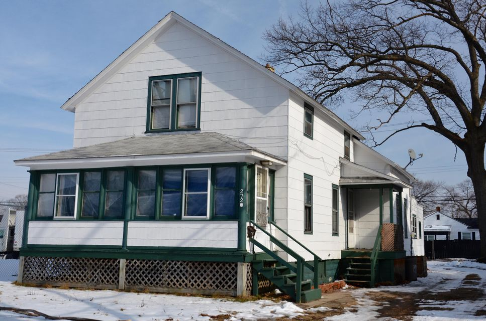 Single Family Home for Sale at 2720 8th Muskegon Heights, Michigan 49444 United States