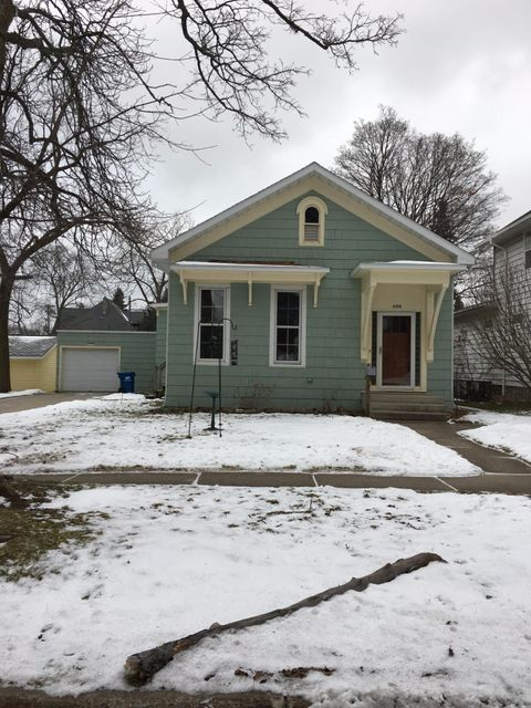 Single Family Home for Sale at 466 Fifth Manistee, Michigan 49660 United States