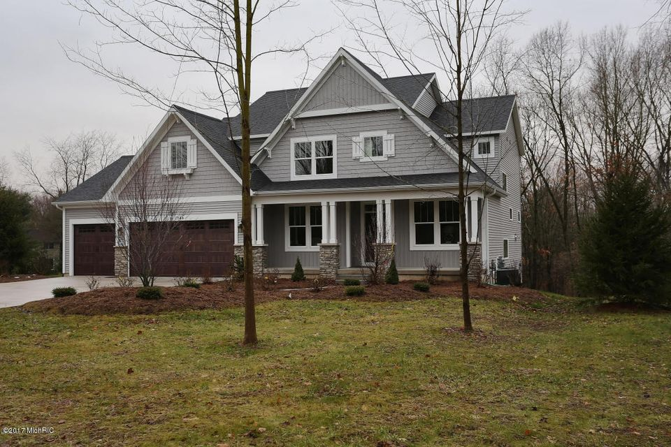 Single Family Home for Sale at 7544 Cascade Grand Rapids, Michigan 49546 United States