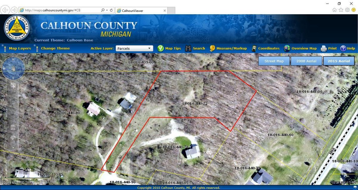 Land for Sale at Capital Battle Creek, Michigan 49017 United States