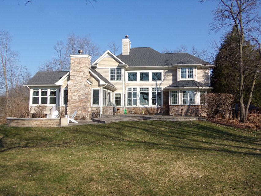 Single Family Home for Sale at 15437 M-43 Hickory Corners, Michigan 49060 United States