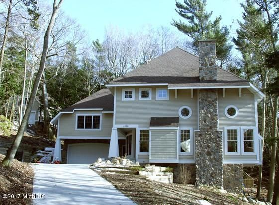 Single Family Home for Sale at 4368 Winterwood Whitehall, Michigan 49461 United States