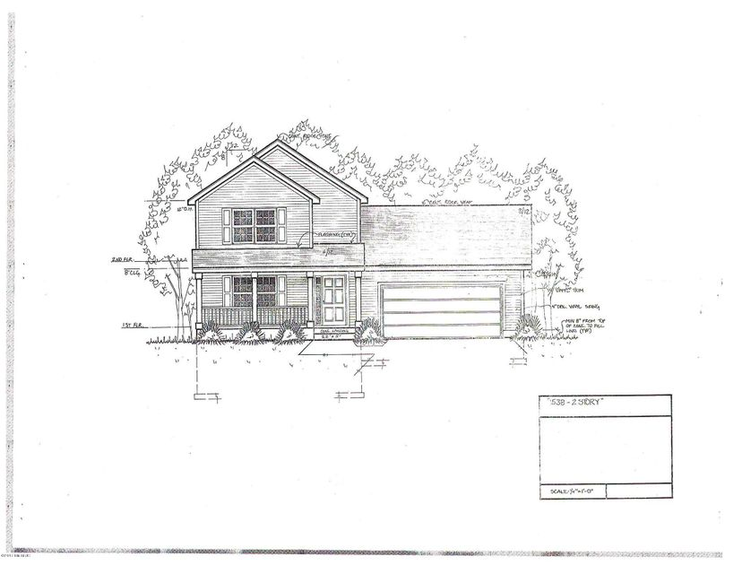 Single Family Home for Sale at 4 168th 4 168th Spring Lake, Michigan 49456 United States