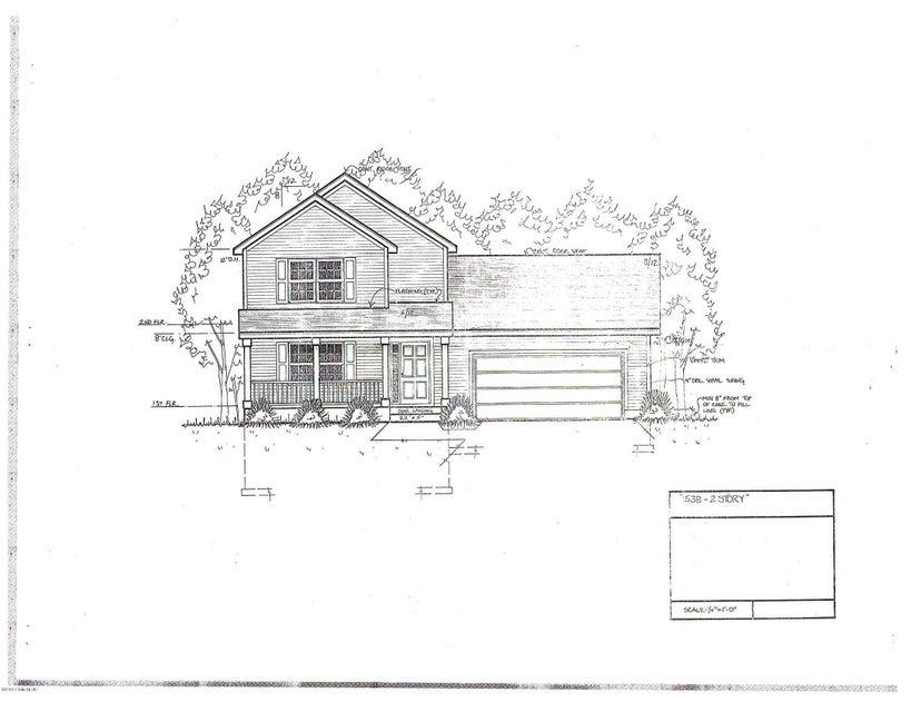 独户住宅 为 销售 在 4 168th 4 168th 斯普林莱克, 密歇根州 49456 美国