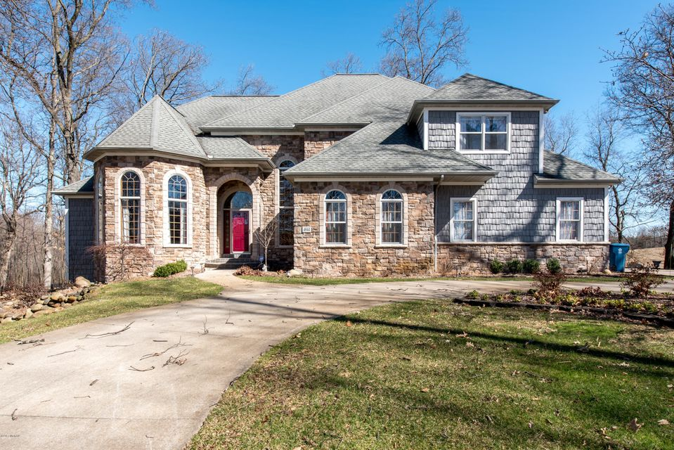 Single Family Home for Sale at 4044 Broken Ridge Galesburg, Michigan 49053 United States