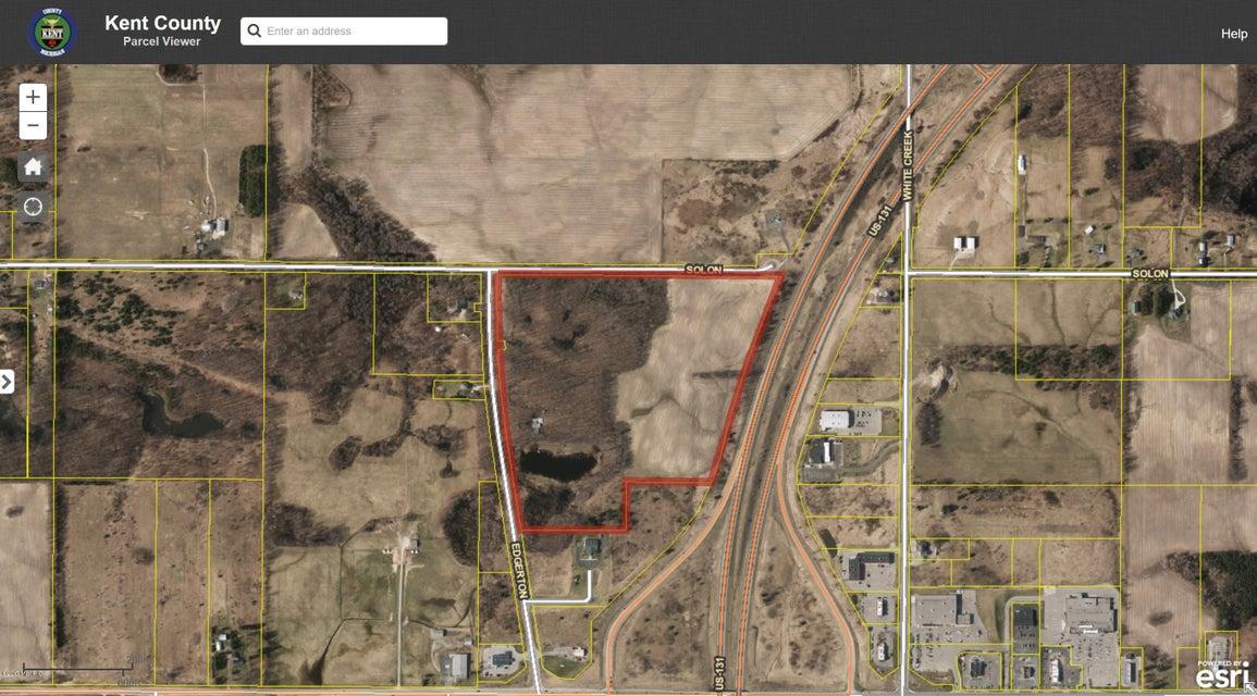 Farm / Ranch / Plantation for Sale at 14350 Edgerton Cedar Springs, Michigan 49319 United States