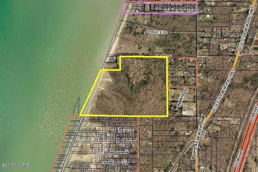 Land for Sale at 77545 18th 77545 18th South Haven, Michigan 49090 United States