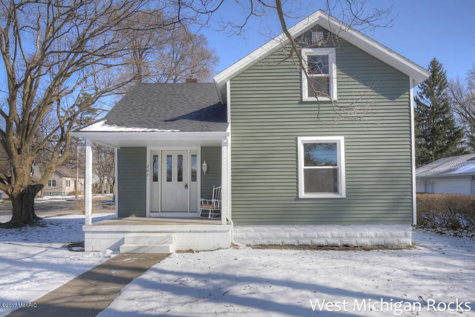 Single Family Home for Sale at 297 Mechanic Coopersville, Michigan 49404 United States