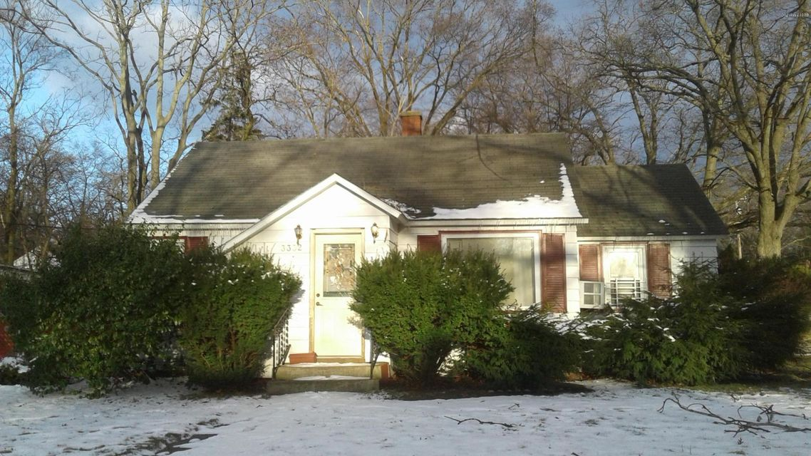 Single Family Home for Sale at 3332 7th Street Muskegon Heights, Michigan 49444 United States