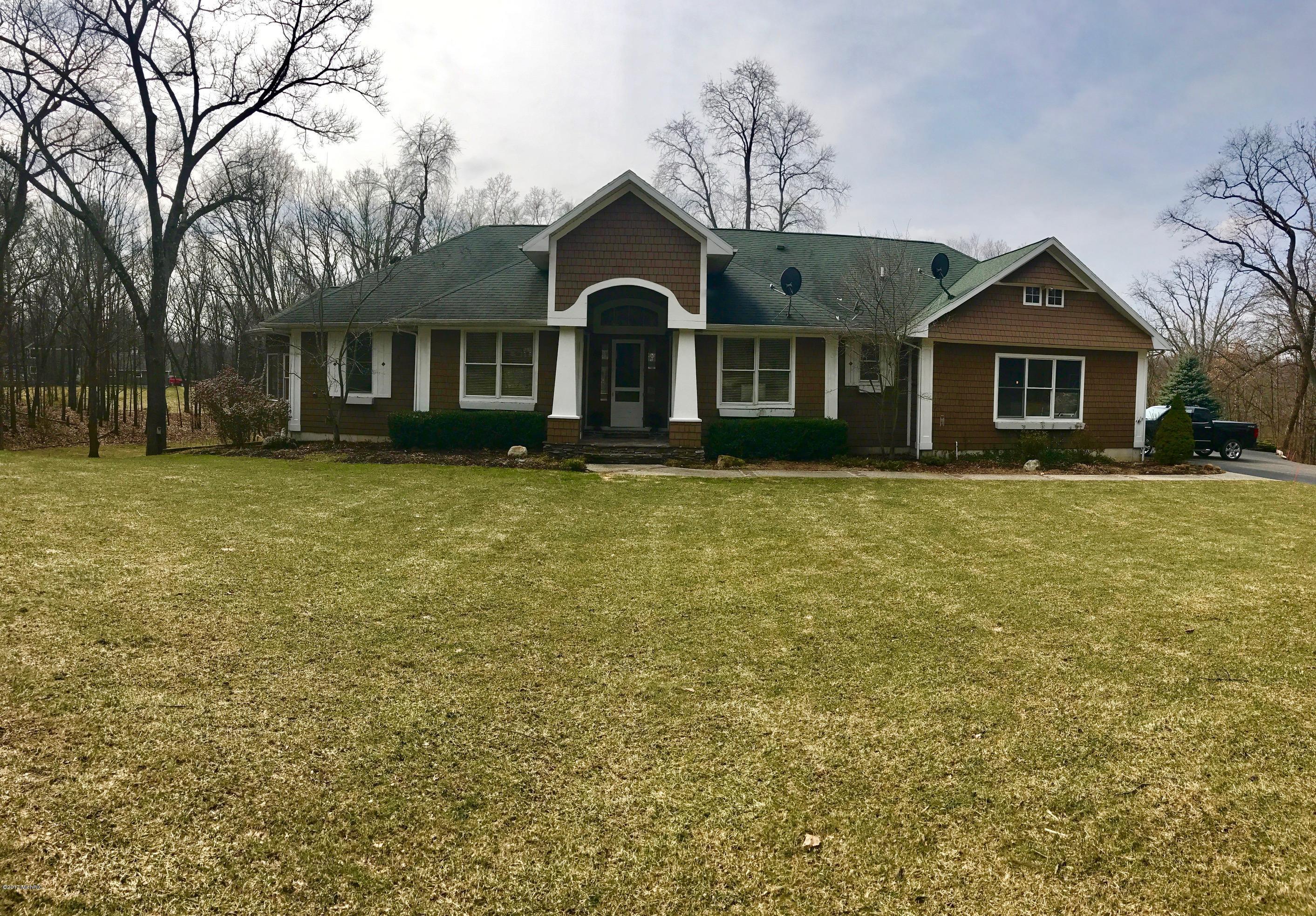 Single Family Home for Sale at 1300 Cramton Avenue Ada, Michigan 49301 United States