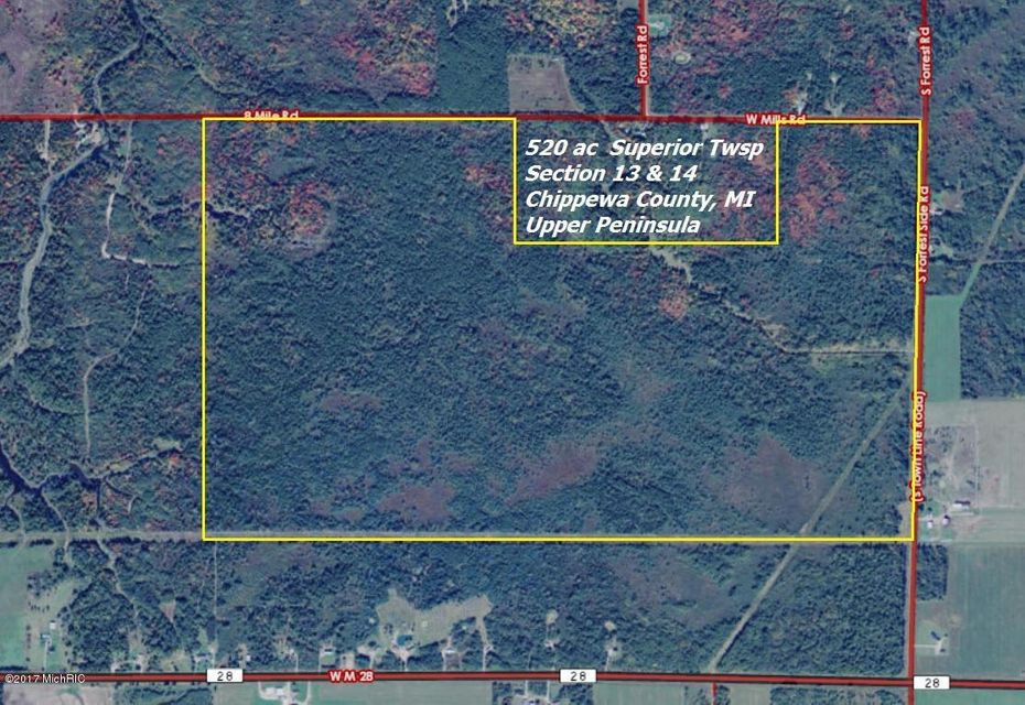 Farm / Ranch / Plantation for Sale at VL Forrest Sault Ste. Marie, Michigan 49783 United States