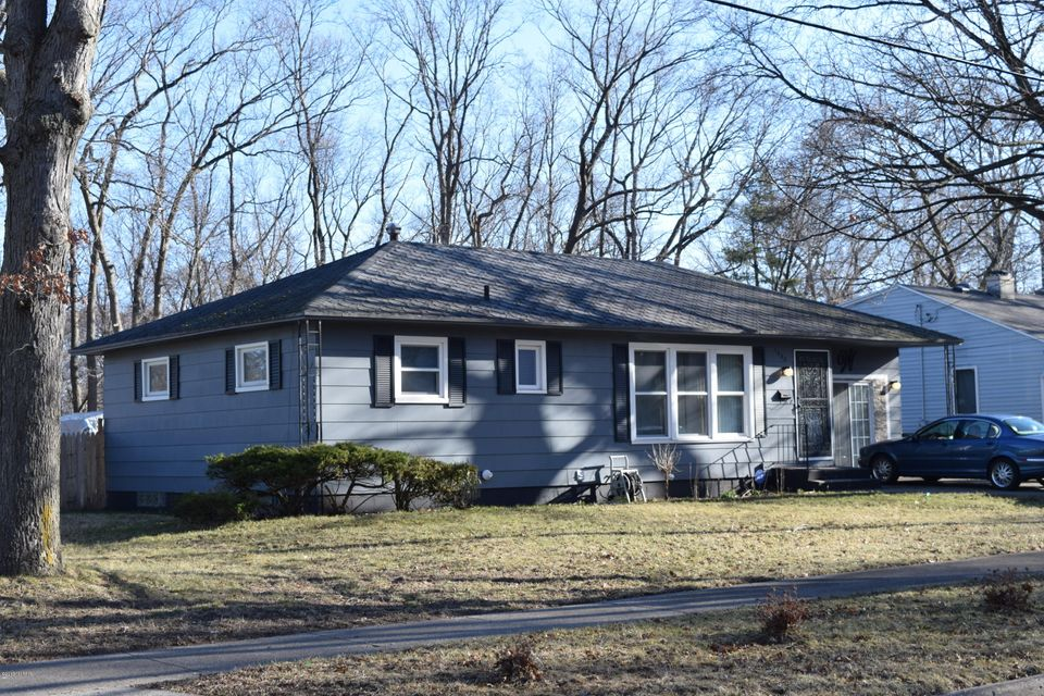 Single Family Home for Sale at 1488 Marcoux Muskegon, Michigan 49442 United States