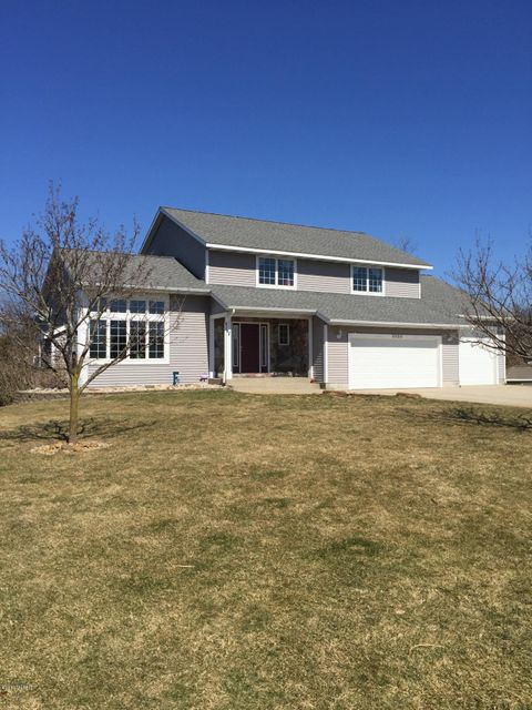 Single Family Home for Sale at 3020 Creekview Muskegon, Michigan 49444 United States