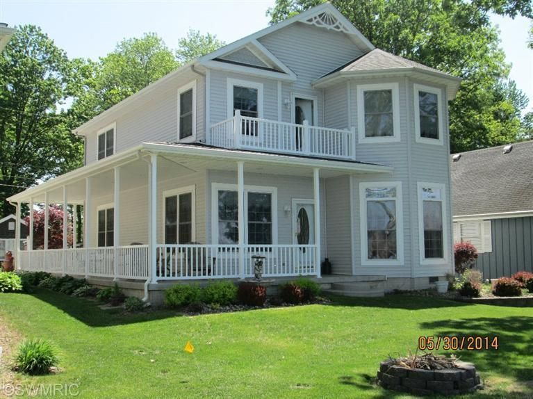 Single Family Home for Sale at 748 Waterfront Coldwater, Michigan 49036 United States
