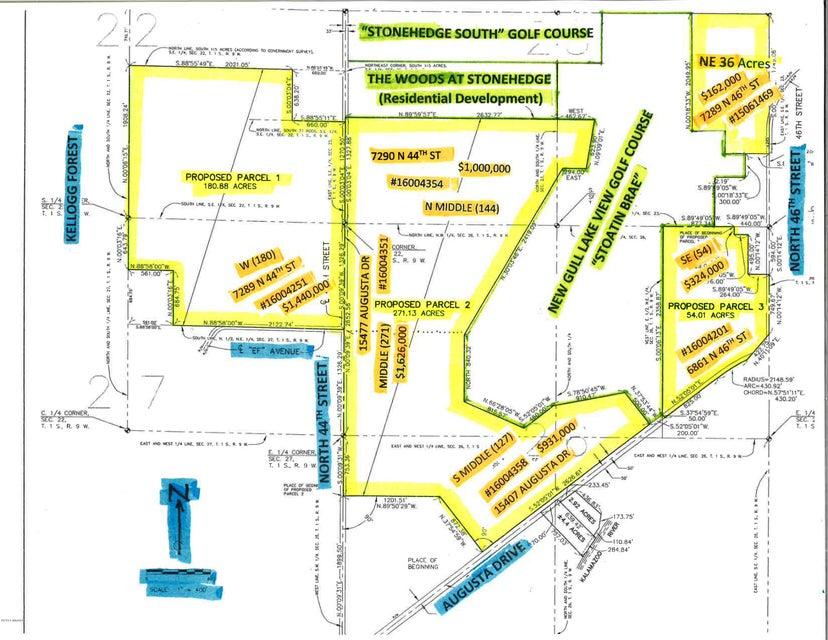 Farm / Ranch / Plantation for Sale at 7289 44th Augusta, Michigan 49012 United States