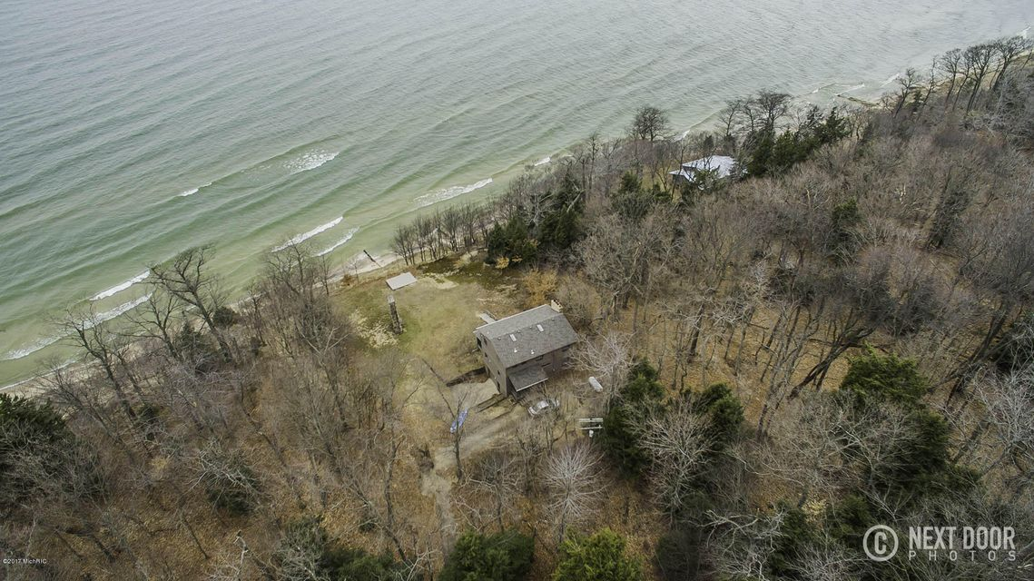Single Family Home for Sale at 4309 Scenic Whitehall, Michigan 49461 United States