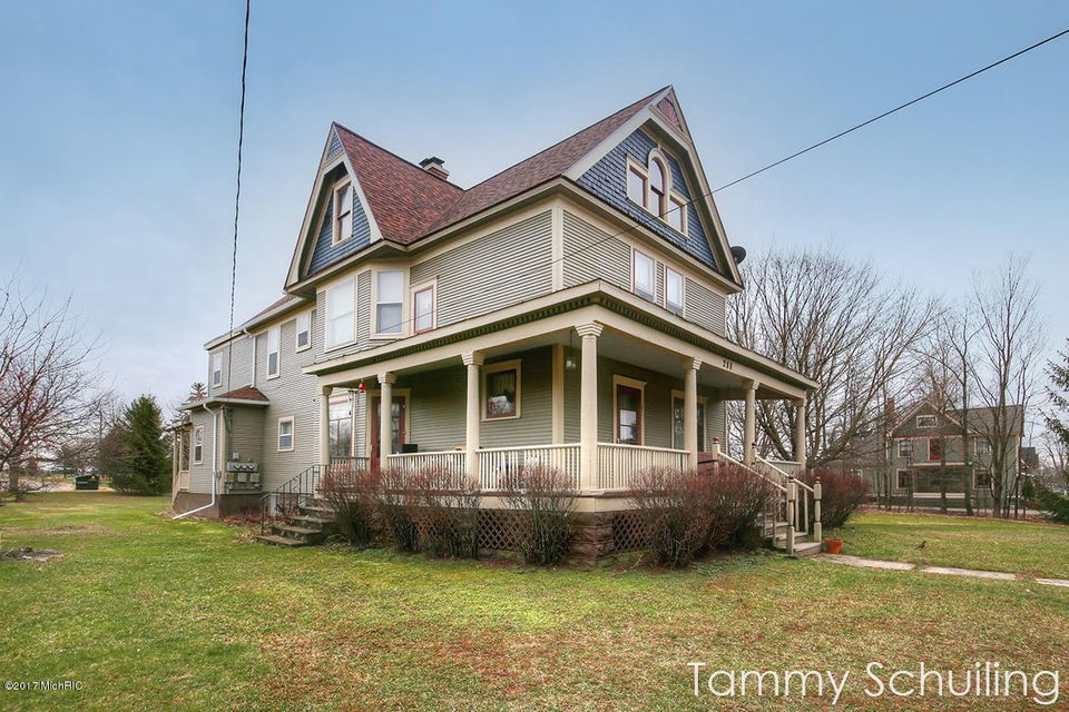 Single Family Home for Sale at 288 East Coopersville, Michigan 49404 United States