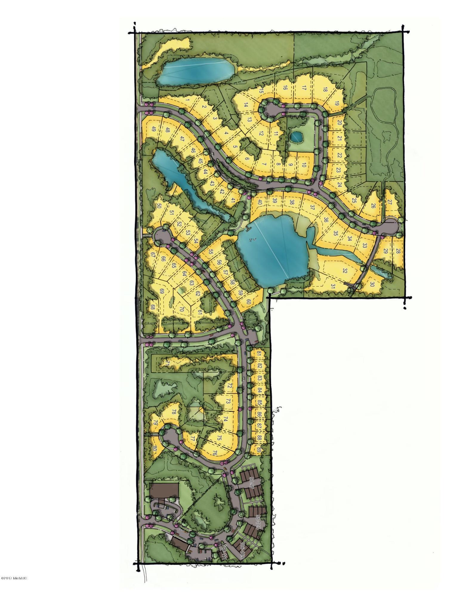 Land for Sale at 14634 Arcadia Woods 14634 Arcadia Woods Spring Lake, Michigan 49456 United States