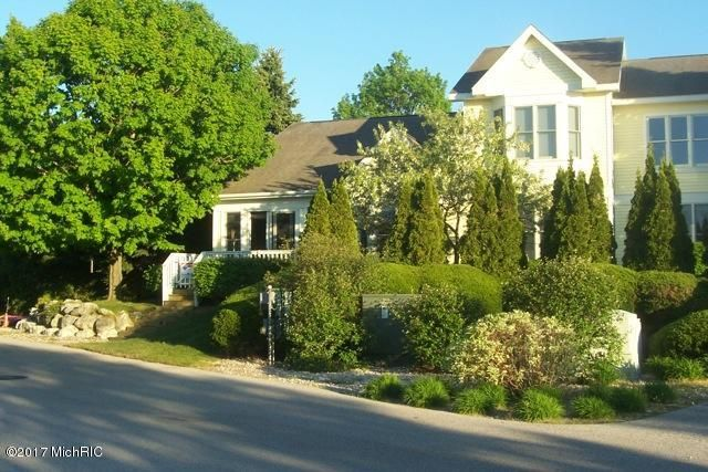 Single Family Home for Sale at 92 Anchor Rode Manistee, Michigan 49660 United States