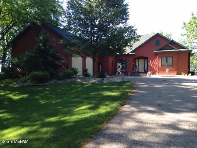 Single Family Home for Sale at 3902 Allegan Dam Allegan, Michigan 49010 United States