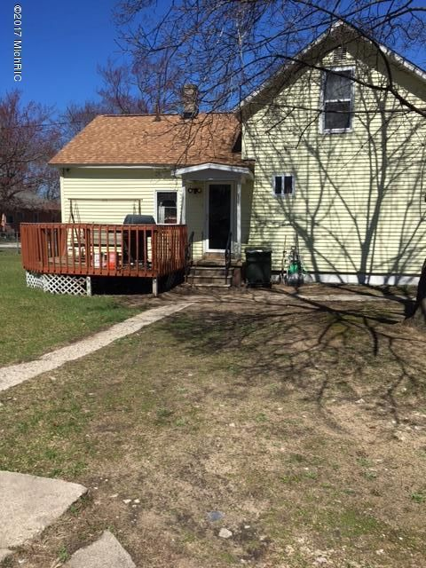 Single Family Home for Sale at 655 Isabella 655 Isabella Muskegon, Michigan 49442 United States