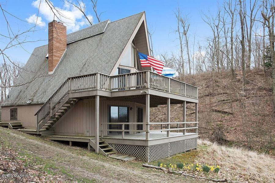 Casa Unifamiliar por un Venta en 38210 Blue Star Hwy Covert, Michigan 49043 Estados Unidos