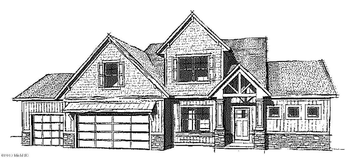 Single Family Home for Sale at 14748 Arcadia Woods Spring Lake, Michigan 49456 United States