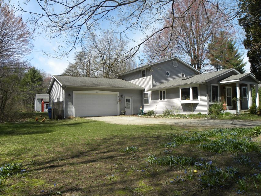 Single Family Home for Sale at 17349 144th Nunica, Michigan 49448 United States
