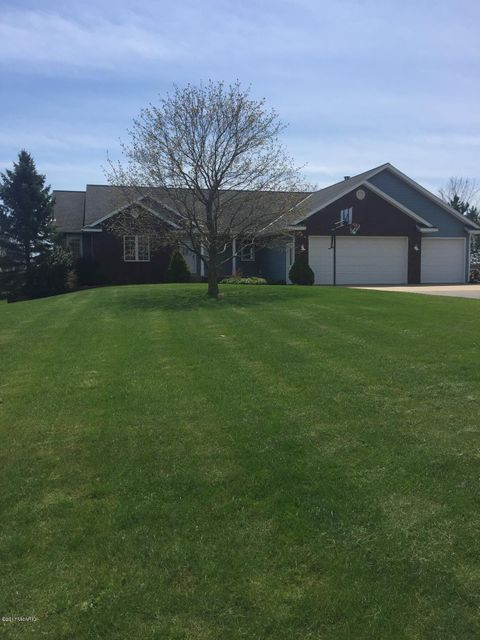 独户住宅 为 销售 在 9376 Ransom 泽兰省, 密歇根州 49464 美国