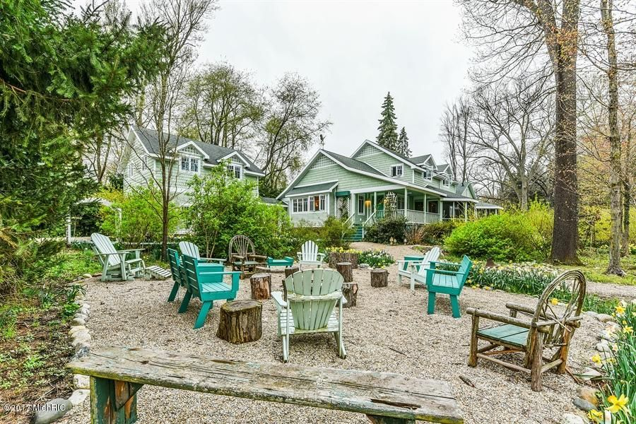 Single Family Home for Sale at 16321 Fourth Union Pier, Michigan 49129 United States