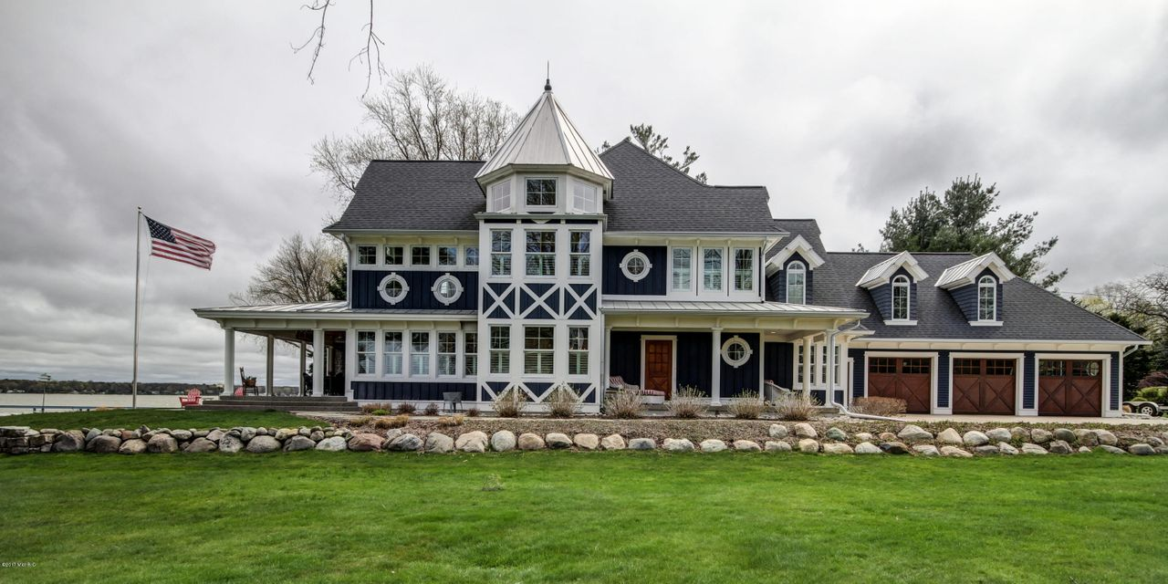 Single Family Home for Sale at 1953 South Shore Holland, Michigan 49423 United States