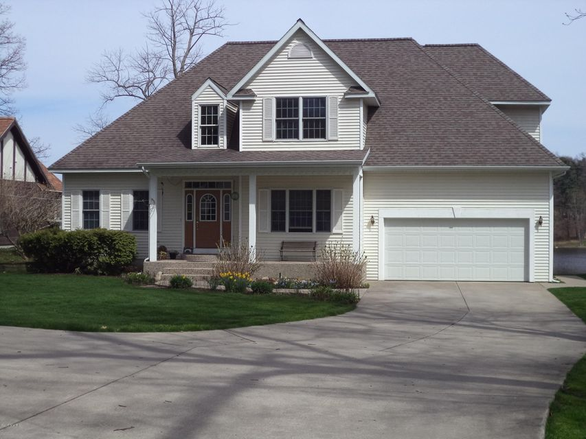 Single Family Home for Sale at 578 Bear Lake Road North Muskegon, Michigan 49445 United States