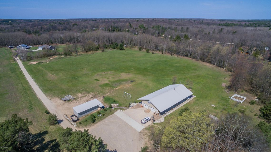 Farm / Ranch / Plantation for Sale at 8393 Lasalle Free Soil, Michigan 49411 United States